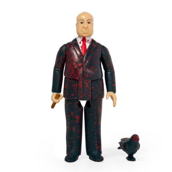 Alfred Hitchcock ReAction Figure – Blood Splatter