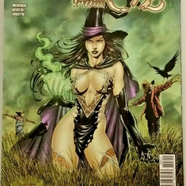 Tales from Oz The Scarecrow 3, Zenescope Entertainment
