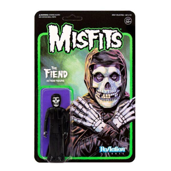 Misfits Fiend Black Version 3.75″ ReAction Figure