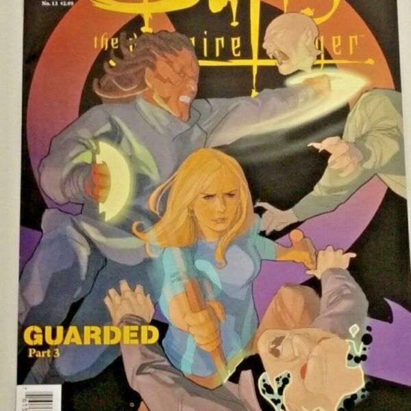 Buffy the Vampire Slayer Comic Season 9 Issue 13