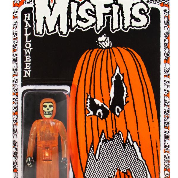 Misfits Halloween Orange Fiend ReAction Figure NYCC 2018 Exclusive