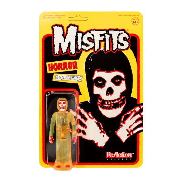Misfits Fiend Horror Business ReAction Figure