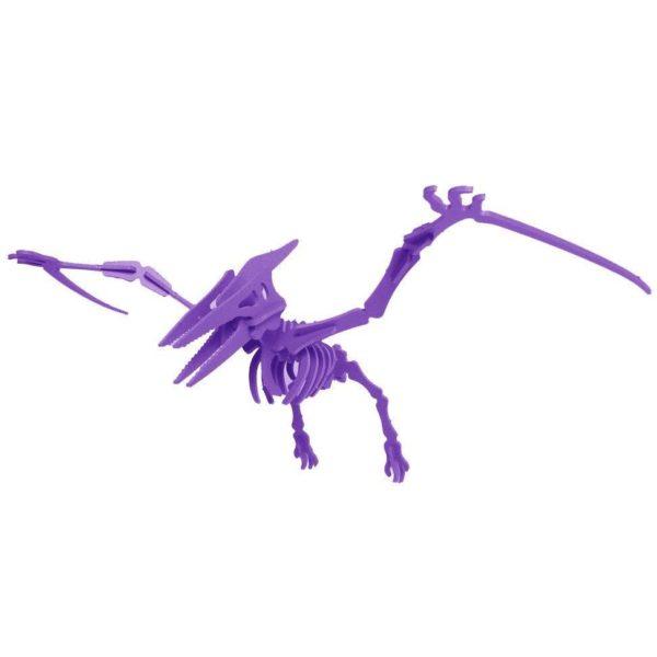 Boneyard Pets Pterodactyl – Purple