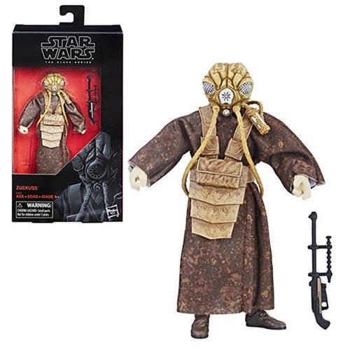Star Wars Black Series Zuckuss 6-inch Action Figure