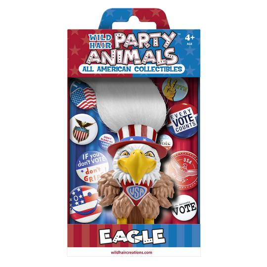 Independent Eagle Wild Hair Creations Party Animals