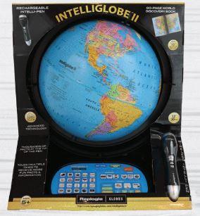 INTELLIGLOBE II by Replogle Globes, Educational and Entertaining