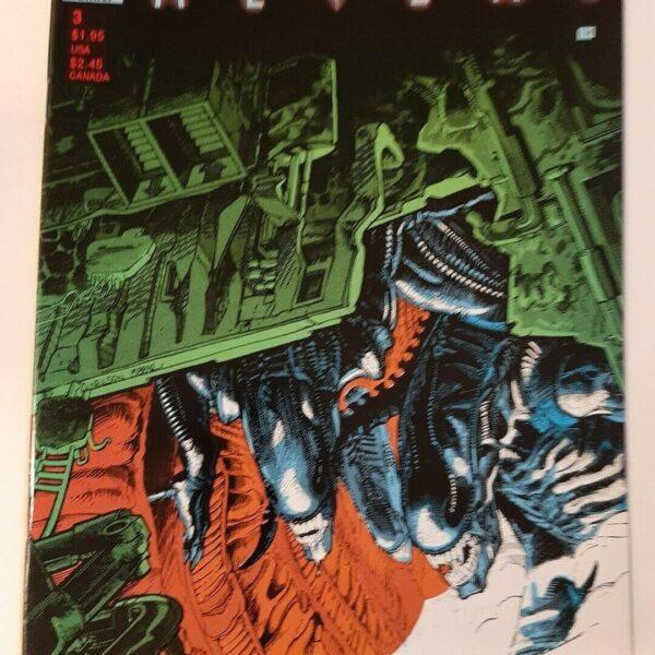 Aliens #3 (of 6) Third Printing, Dark Horse Comics
