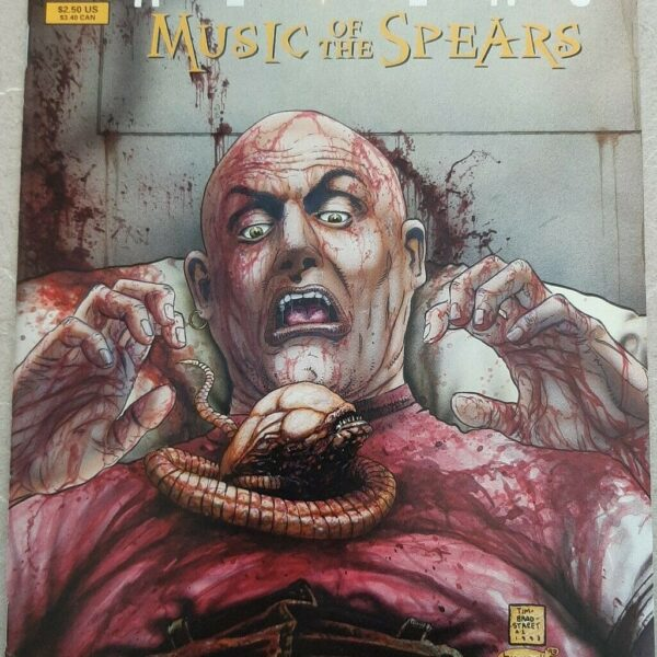 Aliens Music of the Spears 2 (of 4), Dark Horse Comics
