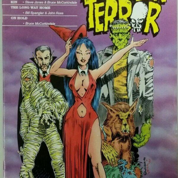 Halloween Terror 1, Eternity Comics