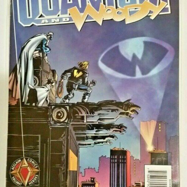 Quantum and Woody 8: KYAG, 1998