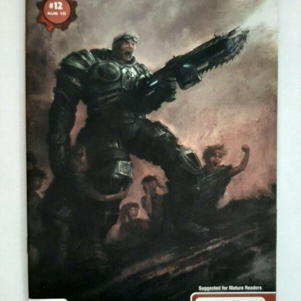 Gears of War Comic 12, Wildstorm Comics