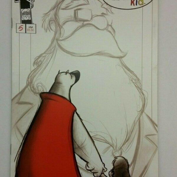 Herobear and the Kid 5, 2002 First Printing Astonish Comics
