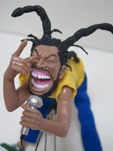 Bad Brains HR Statuette