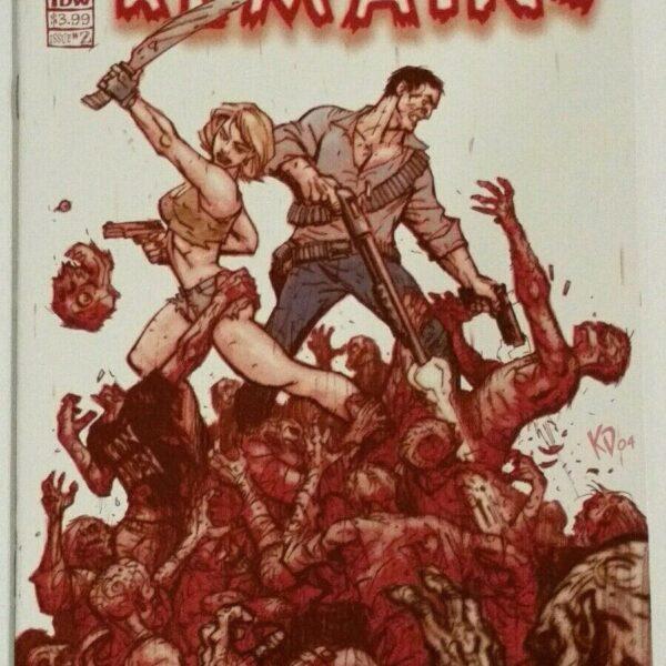 Remains 2, IDW Comics