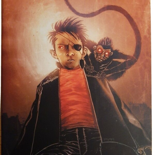 Shadowplay 1, Cover B, IDW Publishing – Mature Readers only