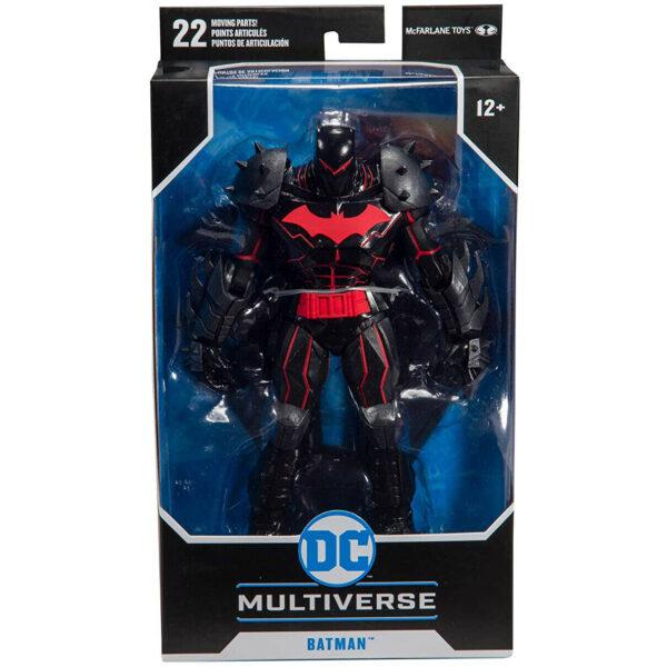 Hellbat Suit 7″ Batman Action Figure, DC Armored Wave 1
