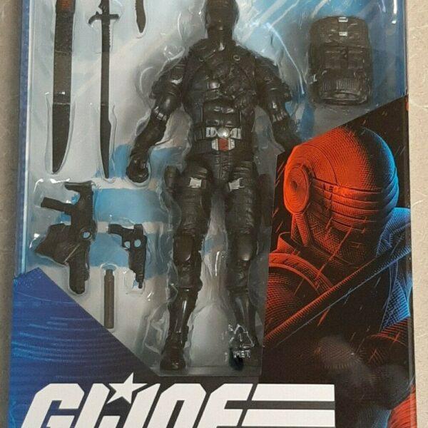 Snake Eyes G.I. Joe Classified Series 6-Inch Action Figure