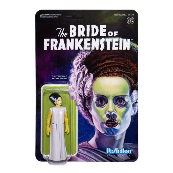 Bride of Frankenstein Universal Monsters ReAction Figure