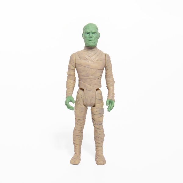 The Mummy ReAction Figure – Based on the classic Universal Monsters Horror Movie