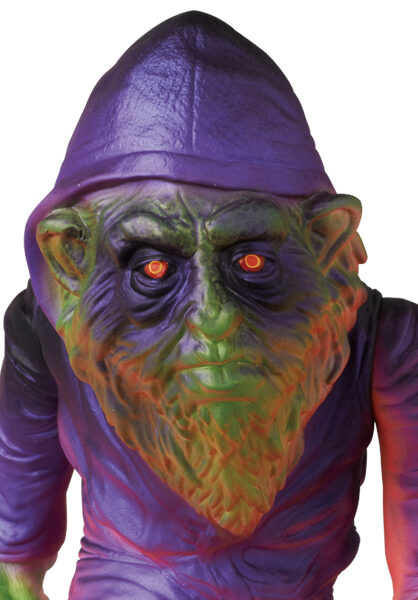 Urban Bigfoot Sofubi Soft Vinyl Figure, Purple Rain, limited number remaining