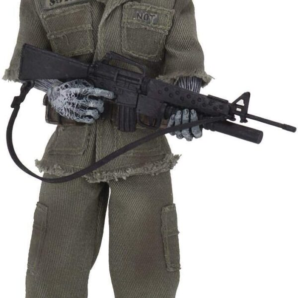 Stormtroopers of Death SGT D 8″ Action Figure (arriving Sep 2021) SOD
